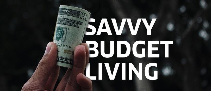 savvy budget living